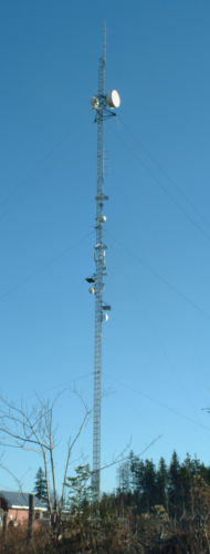 VE1HR Tower 2